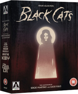 Edgar Allan Poe's Black Cats - Dual Format (Includes DVD)