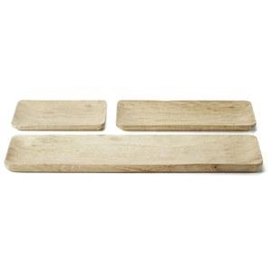 Nkuku Kadiri Wooden Tray Set