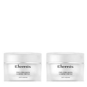 Elemis Pro-Collagen Marine Cream Duo (Worth £151.00)