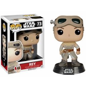 Star Wars: The Force Awakens Episode VII Rey Pop! Vinyl Figure