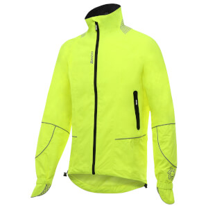 Santini GR44 Rain Jacket - Yellow