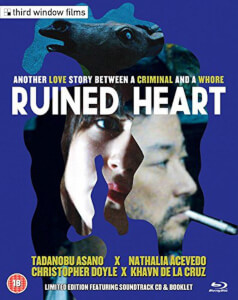 Ruined Heart: Another Love Story Between a Criminal and a Whore (Includes CD Soundtrack)