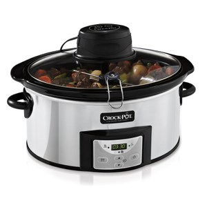 Crock-Pot® CSC012 Auto Stir Slow Cooker - 5.7L