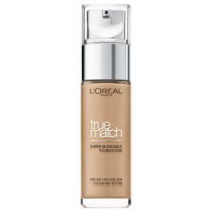 L'Oréal Paris True Match Foundation(各種色調)