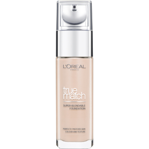 L'Oreal Paris True Match Foundation(各種色調)