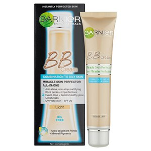 CremaOil Free Light BB de Garnier (40 ml)