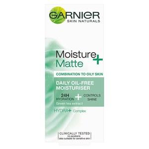 Garnier Moisture+ Matte Daily Oil-Free Moisturiser (50ml)