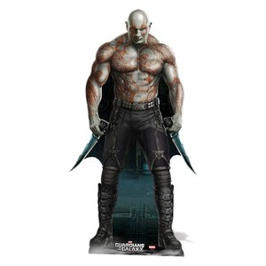 Marvel Guardians of the Galaxy Drax Kartonnen Figuur