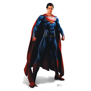 DC Comics Superman Man of Steel Kartonnen Figuur