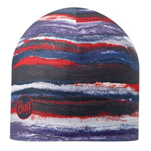 Polar Flat Brush Hat - Multi