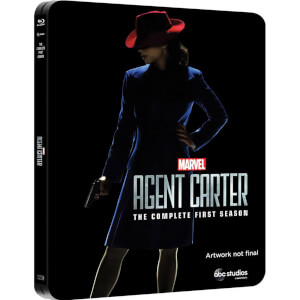 Marvel's Agent Carter - Season 1 - Zavvi Exclusive Limited Edition Steelbook