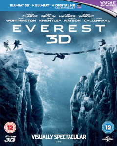 Everest 3D (Includes 2D Version)