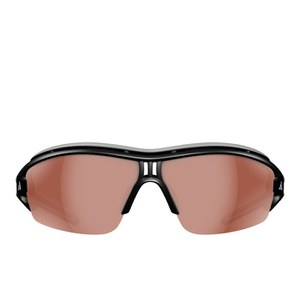 adidas Evil Eye Halfrim Pro Sunglasses - Matt Black/Grey