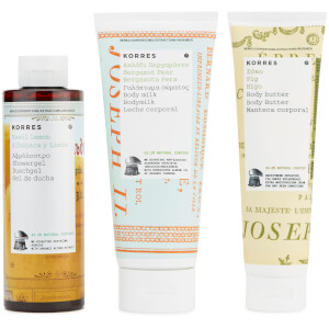 Korres Mediterranean Set  (Worth £30.50)