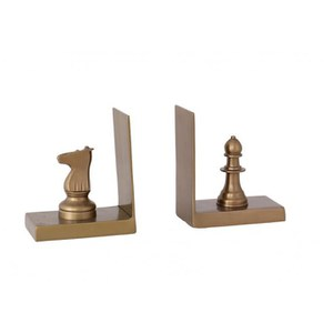 King Queen Bookend