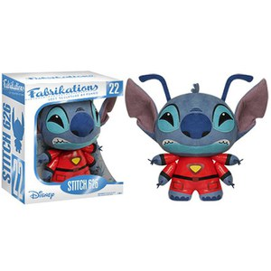 Disney Lilo and Stitch Stich 626 Fabrikation Plush Figure