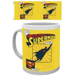 DC Comics Superman Is It A Bird Dad - Mug