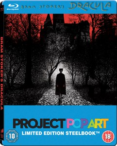 Bram Stokers Dracula - Zavvi Exclusive Limited Edition Steelbook (UK EDITION)