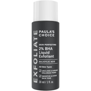 Paula's Choice Skin Perfecting 2% BHA Liquid Exfoliant - Trial Size (30ml)