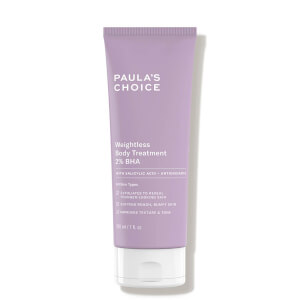 Tratamiento corporal ligero 2 % BHA Resist de Paula's Choice (210 ml)
