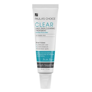 Paula's Choice Clear Daily Skin Clearing Treatment with Azelaic Acid (30ml)