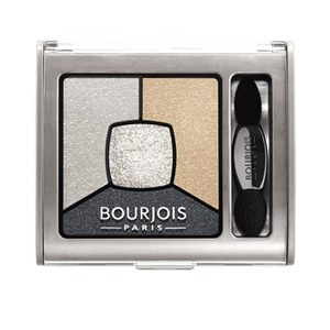 Sombra de ojos Quad Smokey Stories de Bourjois - Faux Blancs