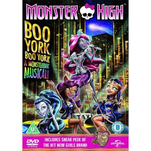 Monster High Boo York, Boo York
