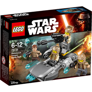 LEGO Star Wars: Resistance Trooper Battle Pack (75131)