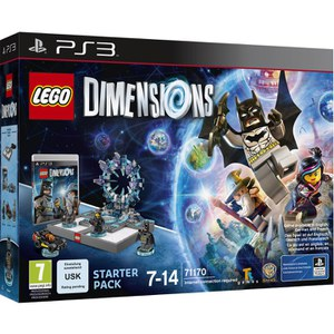 LEGO Dimensions: Startpakket PLAYSTATION® 3