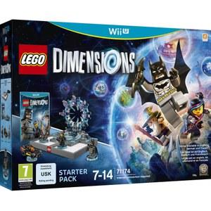 LEGO Dimensions, Wii U Starter Pack