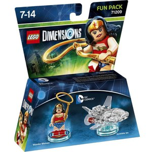 LEGO Dimensions, DC Comics, Wonder Woman Fun Pack