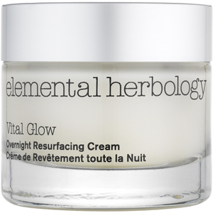 Elemental Herbology Vital Glow Overnight Resurfacing Cream (50 ml)