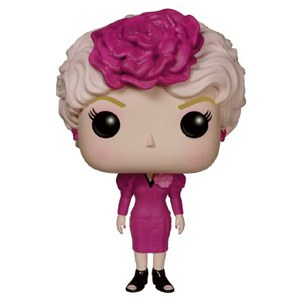 The Hunger Games Effie Trinket Funko Pop! Figuur