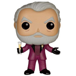 The Hunger Games President Snow Funko Pop! Figur