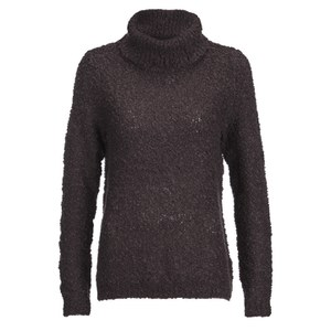 ONLY Women's Zadie Rollneck Jumper - Fudge