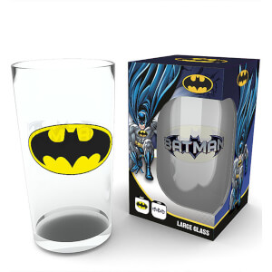 DC Comics Batman Logo - Pint Glass