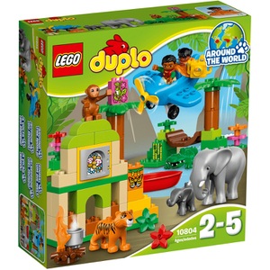 LEGO DUPLO: Jungle (10804)