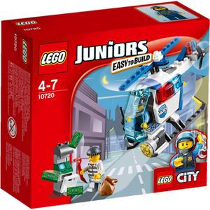 LEGO Juniors: Politiehelikopter achtervolging (10720)