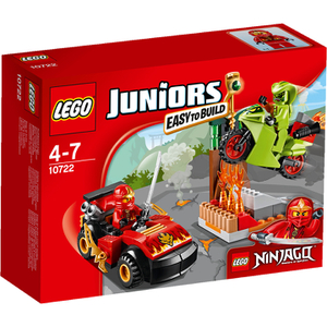 LEGO Juniors: L'attaque du serpent NINJAGO (10722)