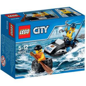 LEGO City: Flucht per Reifen (60126)