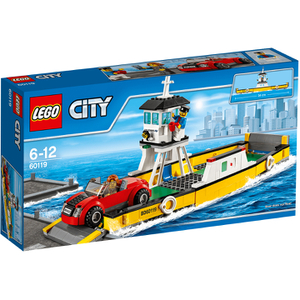 LEGO City: Le ferry (60119)