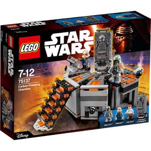 LEGO Star Wars: Chambre de congélation carbonique (75137)
