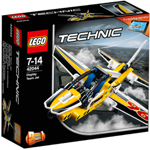 LEGO Technic: L'avion de chasse acrobatique (42044)