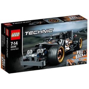 LEGO Technic: La voiture du fuyard (42046)