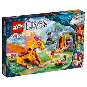 LEGO Elves: Lavahöhle des Feuerdrachens (41175)