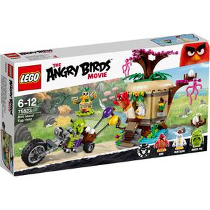 LEGO Angry Birds: Asalto a la isla de los pájaros (75823)