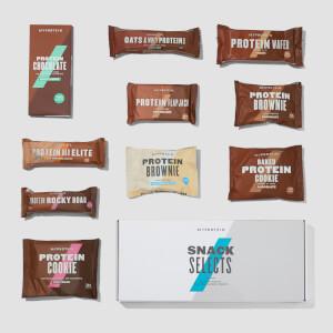 Κουτί με σνακ πρωτεΐνης