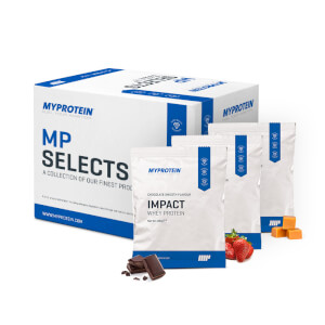 Sample Box Impact Whey (Siero di Latte)
