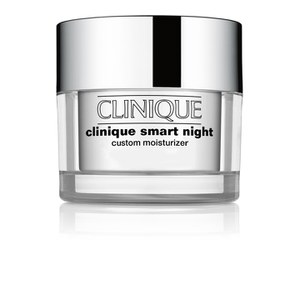 Clinique Smart Night Custom Repair Moisturiser - Very Dry to Dry Skin - 50m