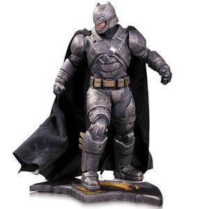 DC Collectibles DC Comics Batman v Superman Dawn of Justice Armoured Batman 12 Inch Statue